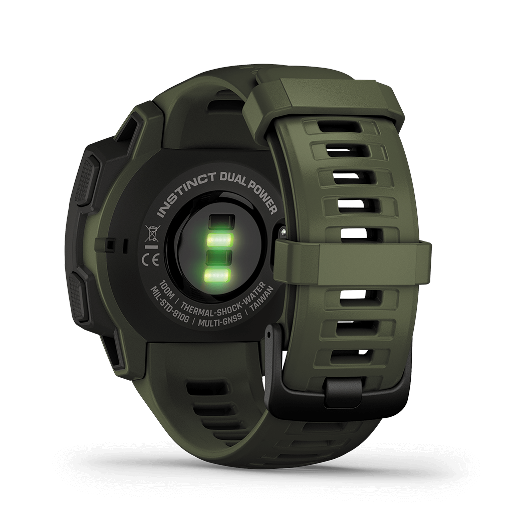 Instinct Dual Power Tactical Edition Moss