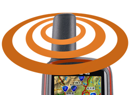 GPS_クアッドへリックスアンテナ