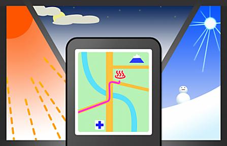 GPS_カラーディスプレイ
