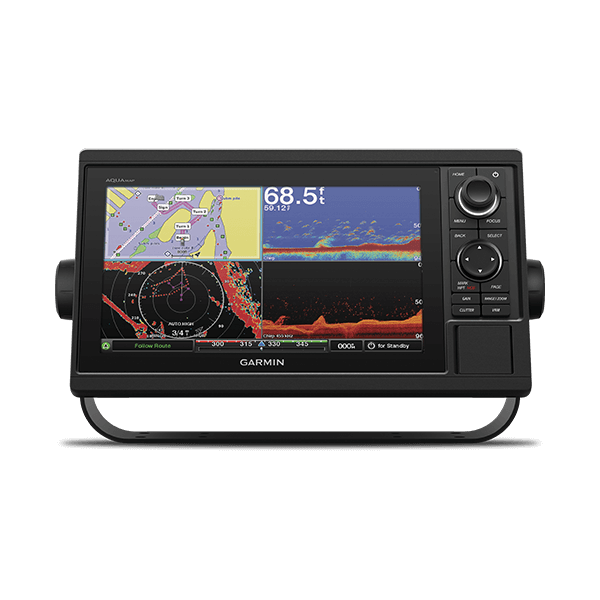 AQUAMAP® 1052xs, APAC, w/ SEA map