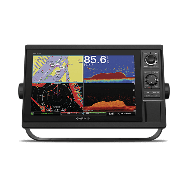 AQUAMAP® 1252xs, APAC, w/ SEA map