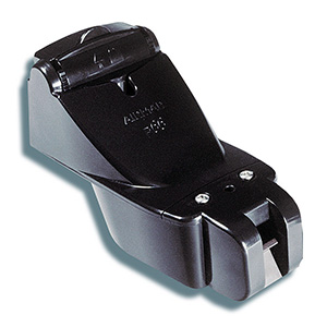 Plastic Transom Mount Transducer with Depth, Speed & Temperature (Triducer, 8-pin) - Airmar P66