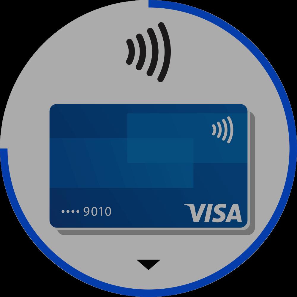 Garmin Pay サービス