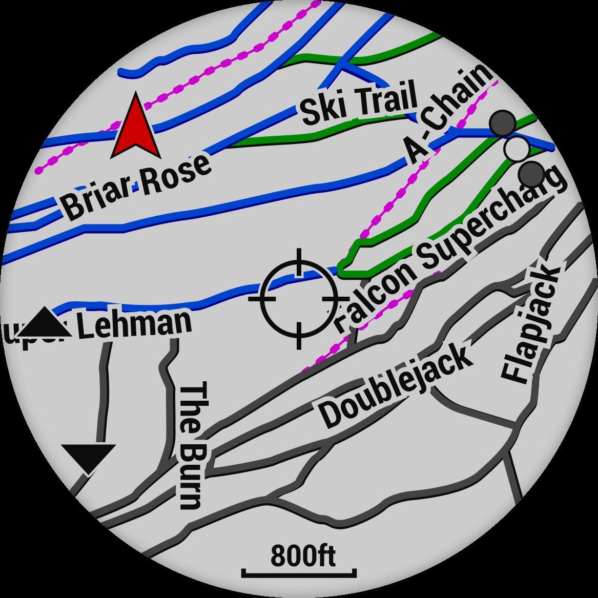 マップとスキーマップ