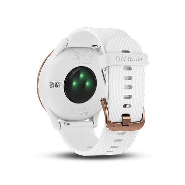 vívomove™ HR  Sport GoldWhite